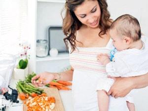 Список полезных и разрешенных продуктов для увеличения лактации у кормящей мамы
