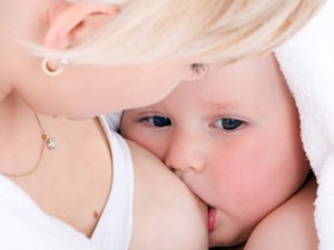Подготовка и уход за грудью во время кормления
