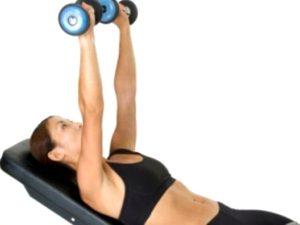 Упражнения для красивой груди во время грудного вскармливания
