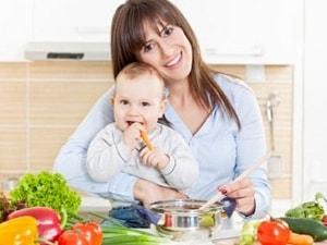 Список того, что нельзя есть кормящей маме при грудном вскармливании