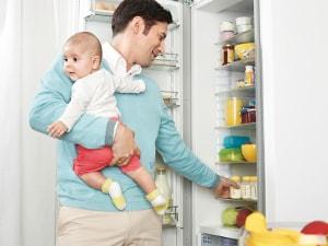 Где хранить сцеженное грудное молоко