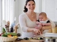 Что нельзя кушать кормящей маме