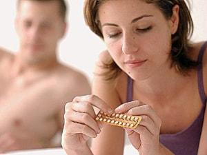 Противозачаточные таблетки при кормлении грудью