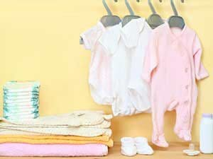 Какую одежду лучше взять новорождённому