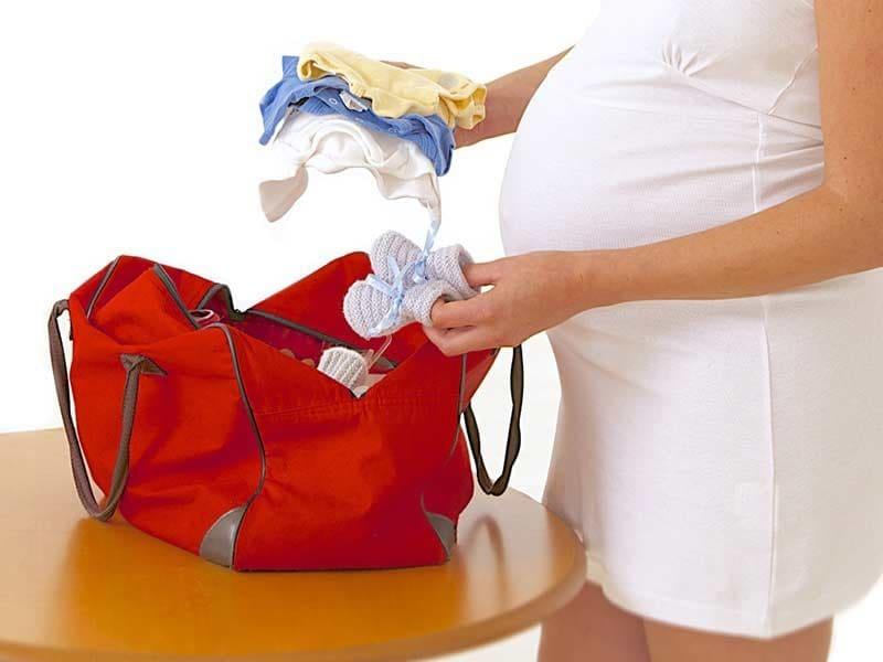 Какие вещи следует взять в роддом