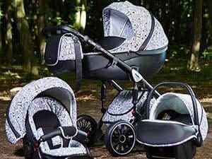 Какую коляску купить новорождённому