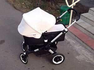 Выбираем лёгкую коляску для новорождённого ребёнка