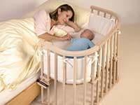 Как выбрать правильную кровать для новорождённого