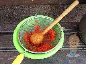 Овощное пюре для ребёнка