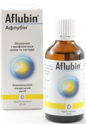 афлубин детский инструкция по применению таблетки