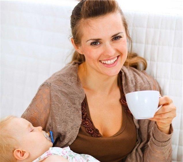 Кофе при грудном вскармливании: можно ли пить кофе при ГВ