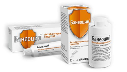 Банеоцин: инструкция по применению мази, цена, отзывы, аналоги
