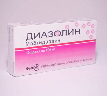 Диазолин: инструкция по применению, цена, отзывы, аналоги