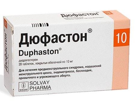 Дюфастон: инструкция по применению при планировании беременности, отзывы и цена