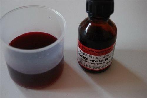 Фукорцин: инструкция по применению, цена, отзывы, аналоги