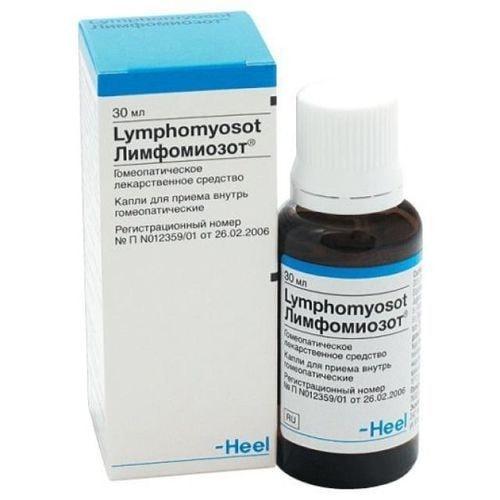 Лимфомиозот: инструкция по применению, цена, отзывы, аналоги