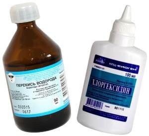 Хлоргексидин: инструкция по применению фото