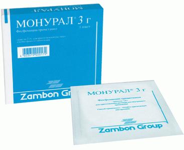 Монурал: инструкция по применению