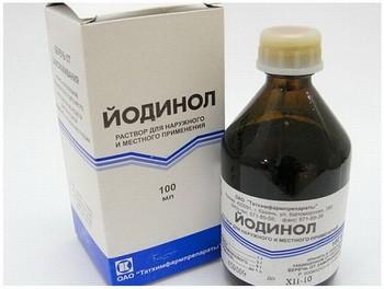 Йодинол – инструкция по применению, полоскание, отзывы, цена, аналоги