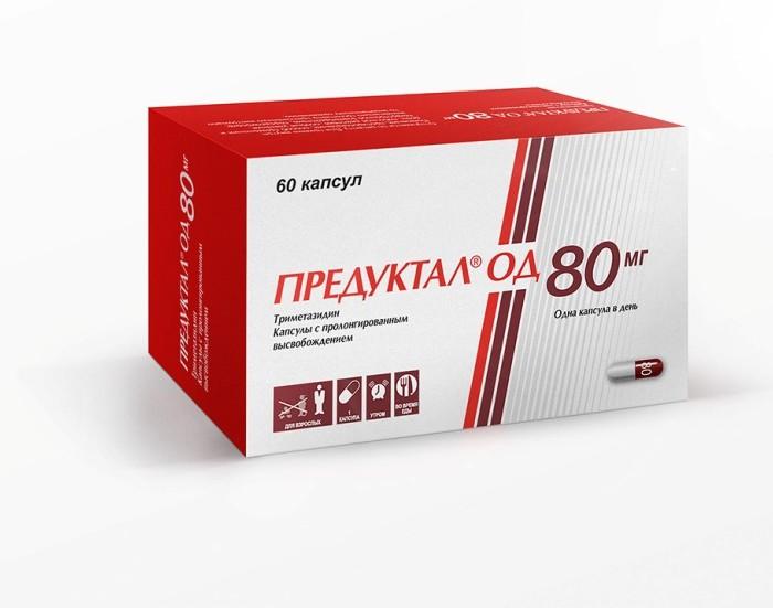 Предуктал цена в Томске от 833 руб., купить Предуктал, отзывы и инструкция по применению