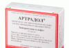 Артрадол: инструкция по применению, цена, отзывы, аналоги