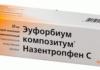 Эуфорбиум композитум: инструкция по применению, цена, отзывы, аналоги
