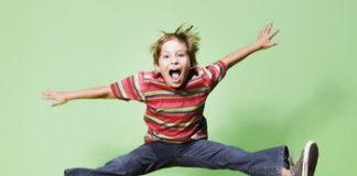 Гиперактивный ребенок: причины, лечение, признаки