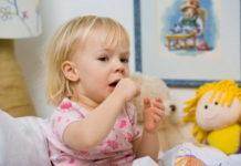 Кашель без температуры у ребенка: сухой, лающий, сильный кашель, Как вылечить