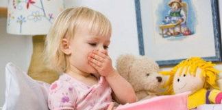 Кишечная инфекция у детей: лечение, причины, симптомы, признаки