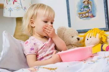 Как определить кишечную инфекцию у ребенка