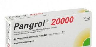 Пангрол: инструкция по применению, цена, отзывы, аналоги
