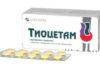 Тиоцетам: инструкция по применению, цена, отзывы, аналоги