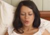 Как правильно дышать и тужиться при схватках и родах