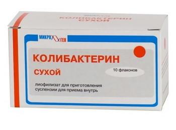 Колибактерин: инструкция по применению, цена, отзывы, аналоги