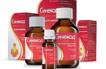 Синекод от кашля: инструкция по применению таблеток, цена, отзывы, аналоги