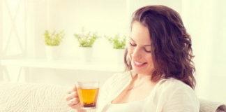 Можно ли пить чай беременным: зеленый, с мятой, чабрецом, лимоном, каркаде, мелиссой