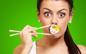 Можно ли роллы суши беременным?