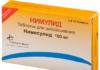 Нимулид: инструкция по применению таблеток, цена, отзывы, аналоги