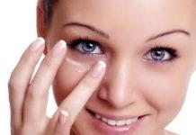 Уход за кожей вокруг глаз в домашних условиях: средства, рекомендации, уход за кожей век после 30 и 40 лет
