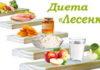 Диета Лесенка: меню на 5 и 7 дней, результаты и отзывы похудевших