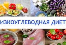 Низкоуглеводная диета для похудения: меню для женщин на неделю