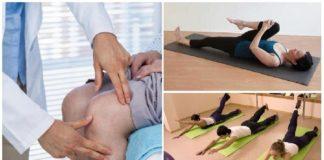 Три комплекса простых и эффективных упражнений при шейном артрозе