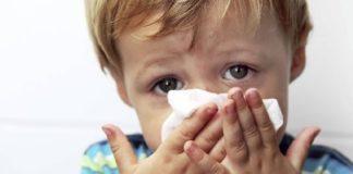 Профилактика аллергии у ребенка